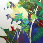 Hide 152 x 183 cm oil on canvas