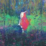 Hood 183 x 152 cm oil on canvas