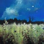 Lastlight 183 x 200cms oil on canvas