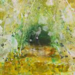The way home 183 x 152 cm oil on canvas