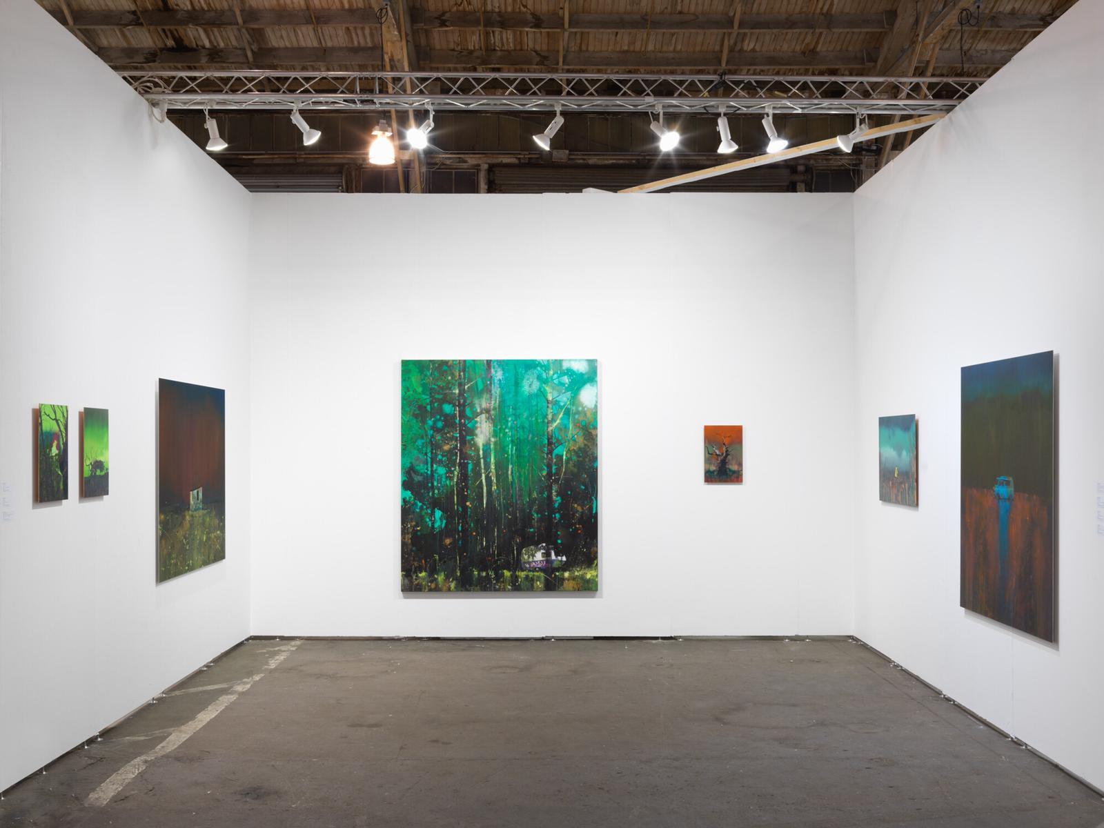 Untitled Art Fair San Francisco with Christine Park Gallery